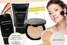 Makeup / Love Glo minerals