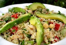 Vegan Quinoa dishes / by Jessica Eiss