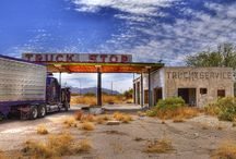 truckstops / by Richard Mize
