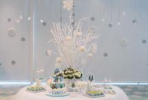 Frozen Themed Birthday Party by wecandoit / Amazing Frozen themed Birthday Party by www.wecandoit.gr