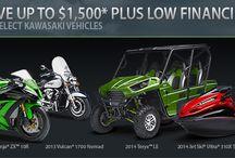 Kawasaki Dealerships