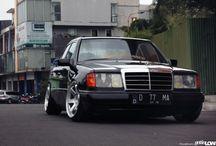 MB W124
