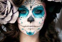 Holidays - Day of the Dead  / Day of the dead / La dia de los muertos holiday