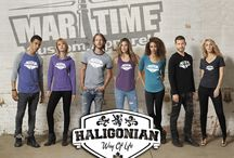 Haligonian / A vibrant NEW Apparel line for the Haligonians everywhere from the Maritimes to B.C.