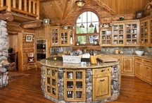 Woodland / The best kitchen i have ever seen