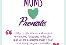 From Our Prenate Moms: Best Prenatal Vitamins