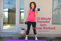 Fitness / 15 minute arm exercises