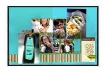 Scrapbooking 2 pagers / by Sara