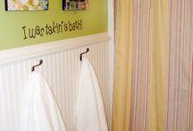 Kids bathroom / by Tammy Rousseau Allen
