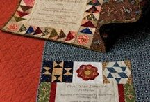 quilt labels / by Kerry Sager