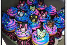 Addie's monster high party / by Brittany Lewis