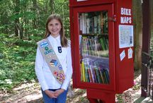 Girl Scout Take Action Community Service Projects
