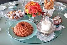 Mesa café manhã