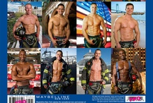 Official 2013 FDNY Calendar of Heroes / The one and only OFFICIAL 2013 FDNY Calendar of Heroes available at NYCwebStore.com. Enjoy these mighty fine men throughout the year! / by NYCwebStore .com