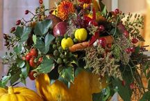 Fall Decorations for Home and Garden