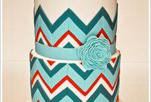 Wedding - cake & cupcakes