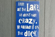 Lake decor ideas