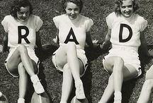 Rad / Don't be sad; be rad! / by Jackie Bowers Riker