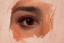 mood  »  doe-eyed.