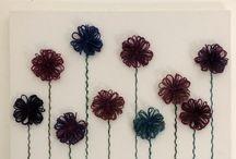 Telar de flores