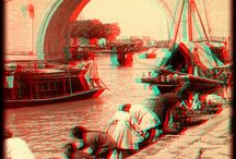 3D anaglyphs / by Ramon O'German