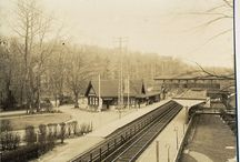 Picture the Past - Scarsdale Railroads / These are just a few of the pictures in our digitized photo collection. You can view the rest here: http://www.flickr.com/photos/scarsdalelibrary/