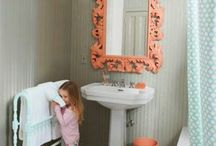 Bathroom remodeled  / by Cathy Zimmer