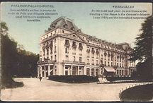 OLDIES / The Trianon Palace in the 20s / by Trianon Palace Versailles, A Waldorf Astoria Hotel