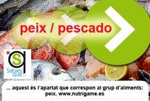 PEIX / PESCADO / Curiosidades sobre el pescado.