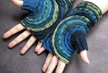 crochet for hands