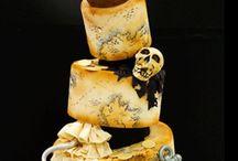 Pirates of Carribbean cake