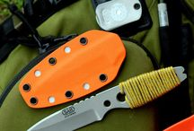 Knives, Guns, EDC Gear, Outdoors, Equipment & camping / by Marius Indrei