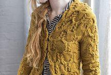 Knit cardigan / by closeknit sally Palin