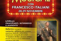 Promo Spettacoli / Show promotion