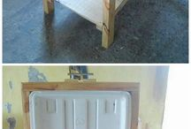 Wooden pallets Projects