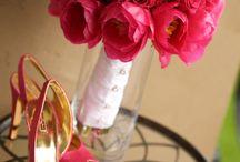 Pink Weddings  / by Tamesha Walker
