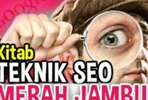 Kitab Teknik SEO Merah Jambu / Affiliate