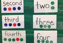 Math Kindergarten Common Core / Kinder math / by Leah Nora