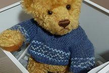 My Teddies / Photos of my Teddy bears and other teddy animals