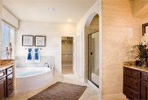 Master Bathrooms / Master Bathrooms that will make you want to move in! from Lennar.com/austin