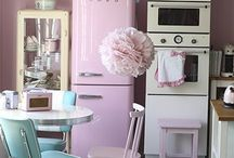 1950's retro Kitchens