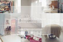 studio / newborn and maternity studio / The Photography Studio