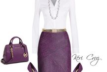 Amethyst Jewelry / How to wear Amethyst Jewelry. See how amethyst jewelry completes the look of these outfits