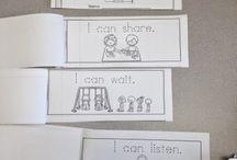 Kindergarten:getting started