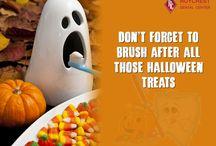 Happy Halloween | Halloween Teeth