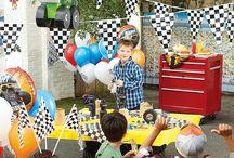 kid's birthday ideas / by Alicia Swofford