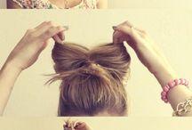 Love my job as a hairdresser / Ideeën voor je haar