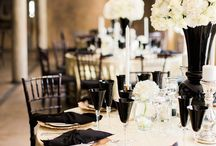 Gatsby Wedding Luxury Wedding / A Gatsby Wedding held at Avianto in Muldersdrift. It was such fun creating this gorgeous wedding for a wonderful couple!! Photographed by the ever impressive Genevieve Fundaro. Cake by the wonderful Kelly Jaynes. and Flowers and Decor by Zavion Kotze Events Company.
