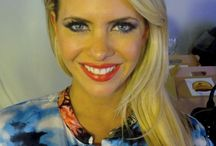 Alejandra Maglietti / Make Up by Luciana Segovia