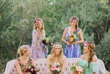 Hippie Wedding Style